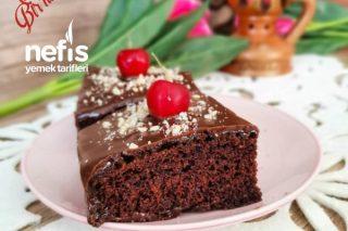 Parça Çikolatalı Kek (Borcama Ölçüsü) Tarifi