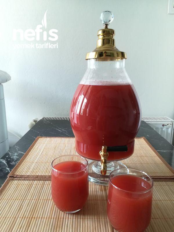 Arzu'nun Organik Meyve Suyu