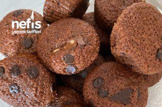 Çikolata Parçacıklı Muffin Tarifi