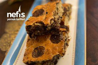 Cookie Bar Çikolata Aşkı Tarifi