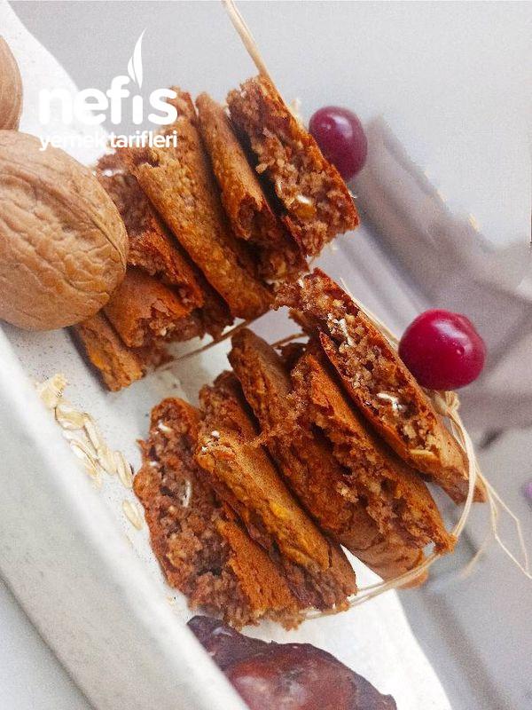 İster Kek İster Kurabiye Deyin Sağlıklı Atıştırmalık
