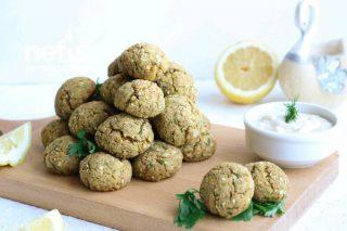 Meşhur Lübnan Yemeği Falafel Tarifi