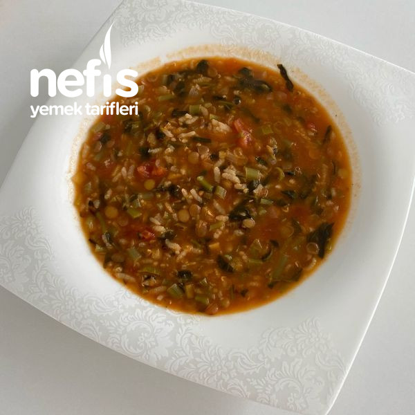 Pirpirim (Semizotu) Çorbası (Malatya Usulü)