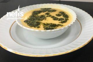 Sebze Çorbası Terbiyeli Tarifi