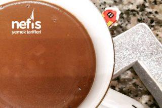 Sıcak Çikolata İtalyan Stili (Videolu) Tarifi
