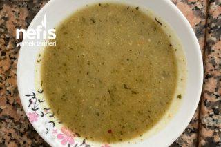 3 Sebzeli Çorba Tarifi