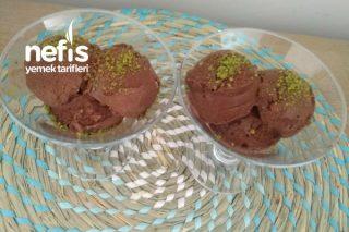 İki Malzemeli Kolay Muzlu Dondurma Tarifi