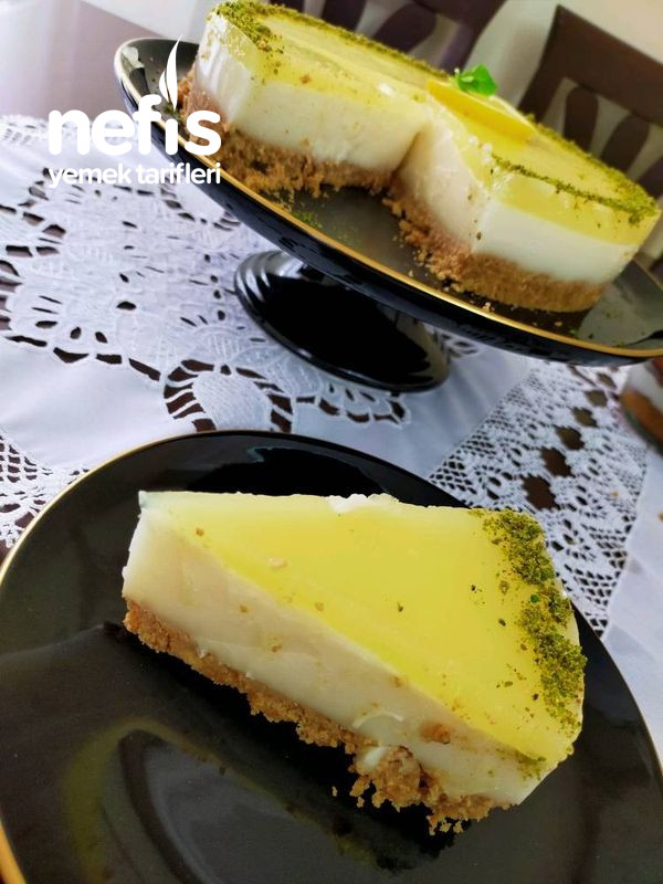 Limonlu Kolay Pasta