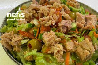 Ton Balık Salatası Tarifi