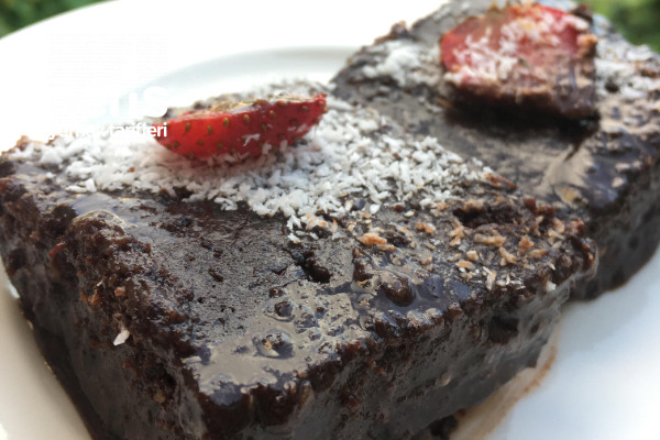 Browni Kek (Islak Kek )