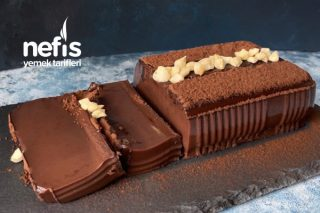 Çikolatalı Kesme Tatlısı (Videolu) Tarifi