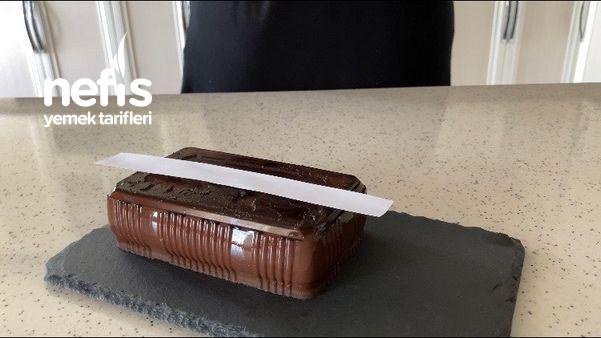 Çikolatalı Kesme Tatlısı (Videolu)