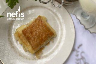 Çıtır Peynirli Börek Tarifi