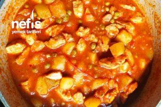 Sebzeli Sulu Tavuk Yemeği Tarifi