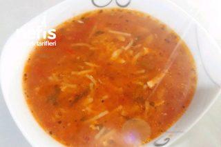 Tavuk Çorbası Tarifi