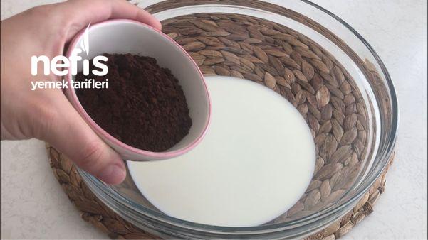 Tencerede Şipşak Mozaik Pasta (Videolu)