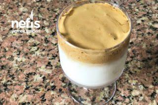 Dalgona Kahve Nasıl Yapılır Tik Tok Kahvesi Tarifi Videolu