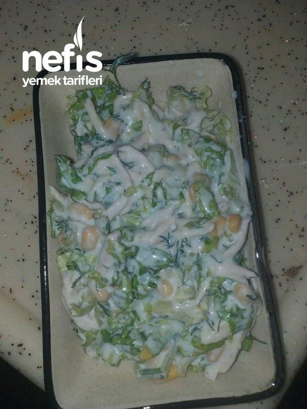 Dıyet Salata