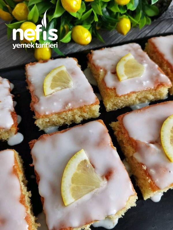 Yumuşacık Miss Gibi Limonlu Kek