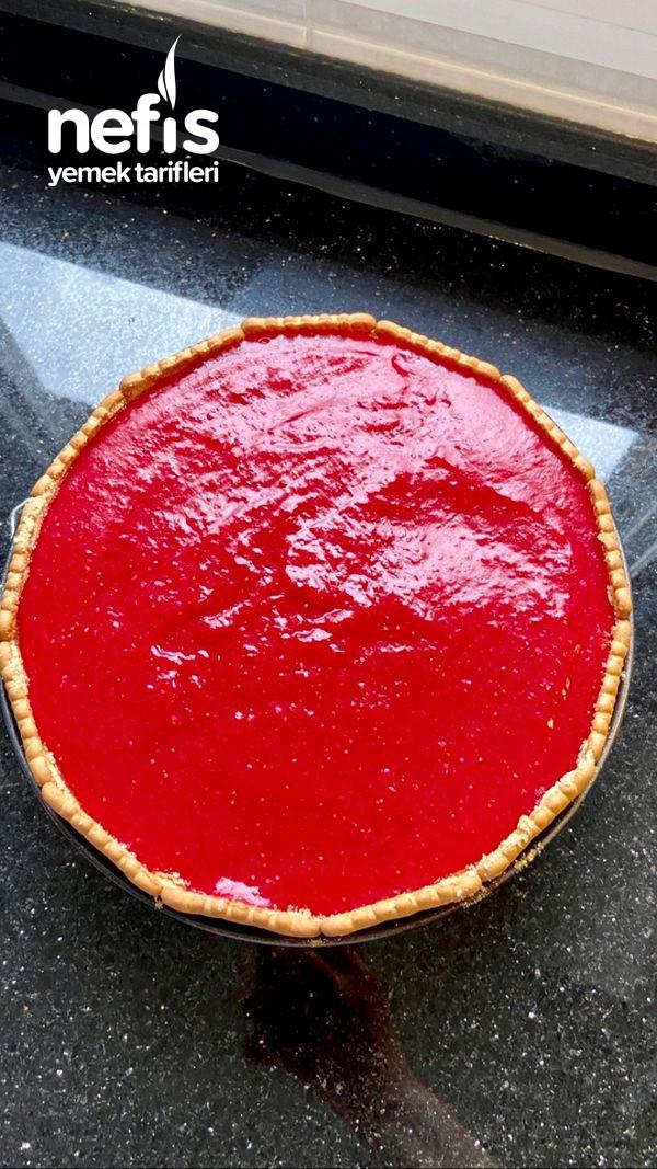 Muhallebili Cheesecake