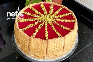 Muhallebili Cheesecake Tarifi