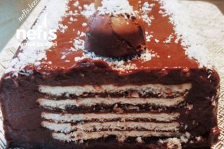 Şipşak Bisküvili Pasta Tarifi