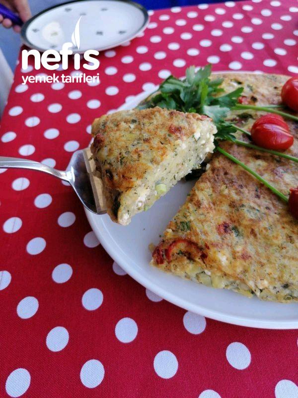 İster Kahvaltıya İster Beş Çayına Unsuz Yufkasız Şahane Patates Böreği