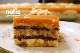 Kayısılı Borcam Pastası (Videolu) Tarifi