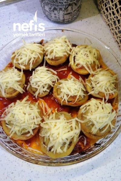 Patates Çanakları (Kıymalı Kaşarlı)-9542589-090612