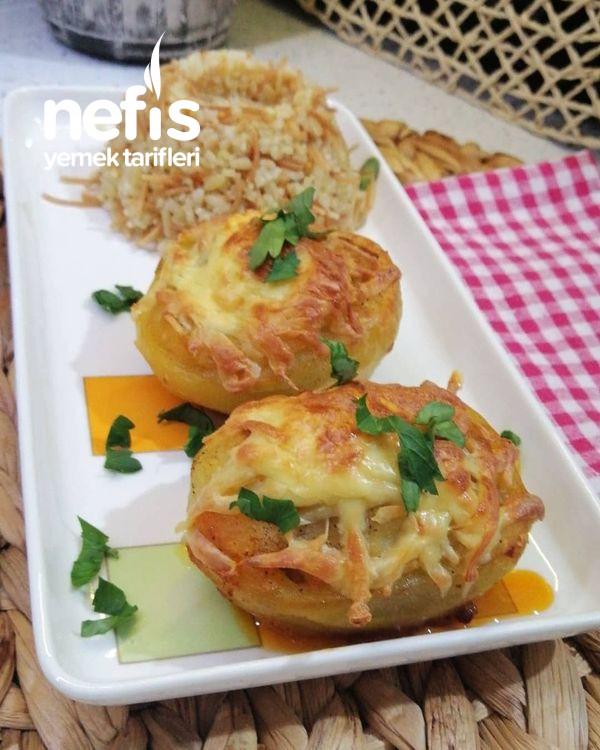 Patates Çanakları (Kıymalı Kaşarlı)-9542589-090615