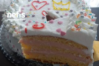 Yaş Pasta (Pandispanya) Tarifi