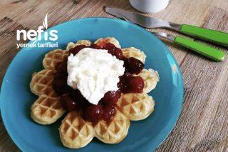 Alman Usulü Waffle Tarifi