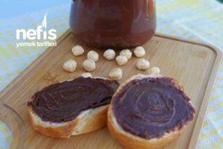 Ev Yapımı Kahvaltılık Çikolata Tarifi