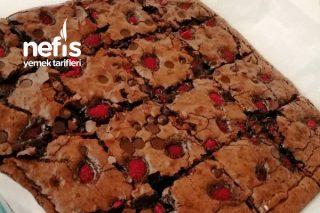 Frambuazlı Brownie (Bu Tarife Bayılacaksınız) Tarifi
