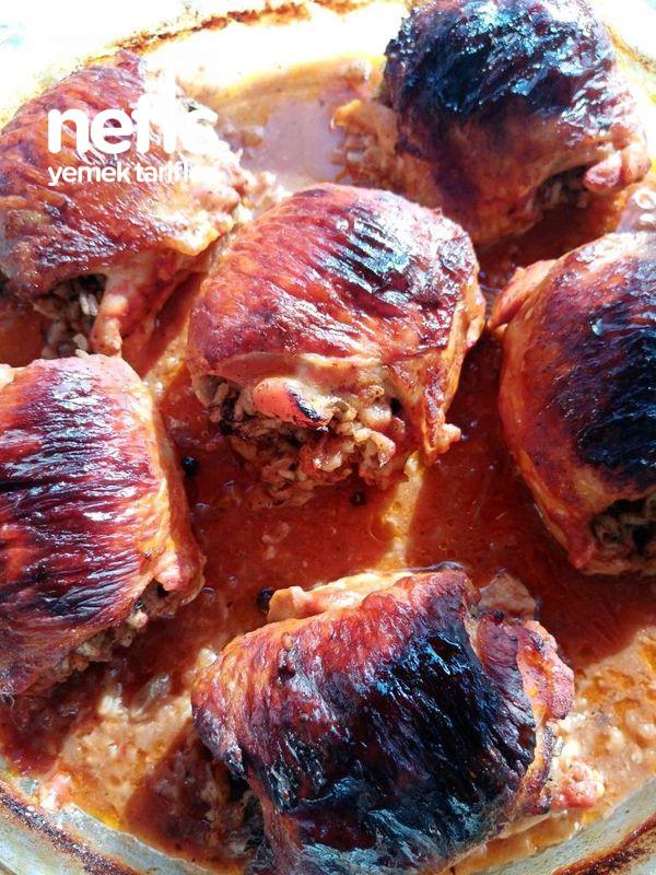 Osmanlı Mutfağının Meşhur Yemeklerinden Olur Kendileri Piliç Topkapı