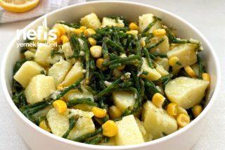 Patatesli Börülce Salatası Tarifi