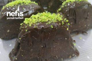Pişmeyen Browni Pasta Tarifi