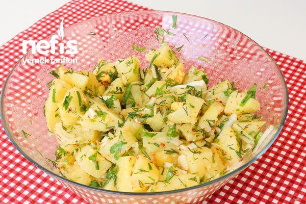 Yumurtalı Patates Salatası-914-130620