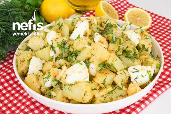 Yumurtalı Patates Salatası-914-130627