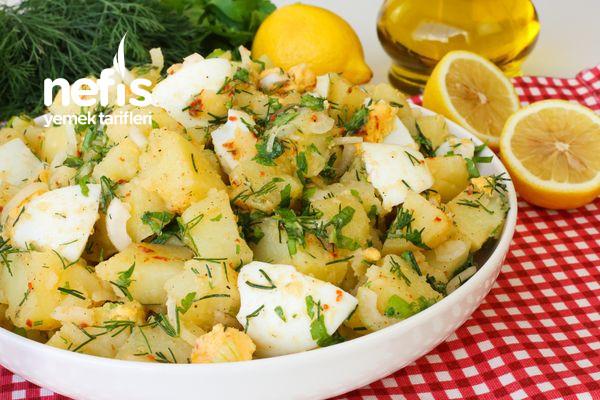 Yumurtalı Patates Salatası-914-130631