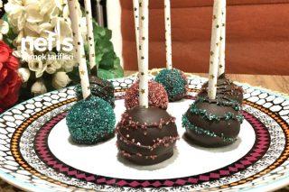 3 Malzemeli Cakepops Tarifi
