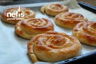 Boşnak Böreği (Peynirli Oklovasız Börek) Tarifi
