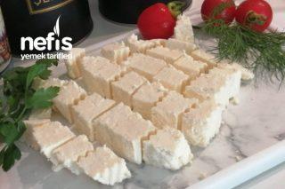 Evde Peynir Yapımı (Doğal Katkısız) Tarifi