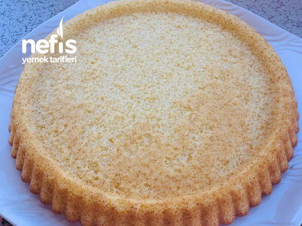 Tart Pasta (İpeksi Kremasıyla Çok Hafif)