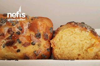 Az Malzemeli Meyve Şöleni Yumuş Kek Tarifi