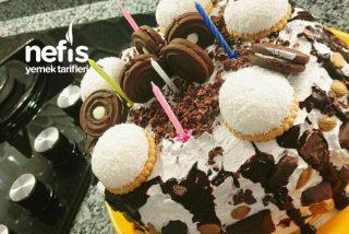 Babalar Günü Pastası Tarifi