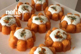 Bulgurlu Patates Salatası Tarifi