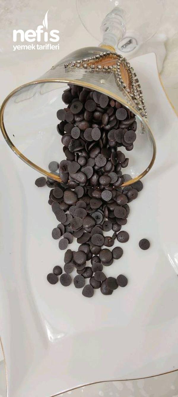 Evde Damla Çikolata Yapımı
