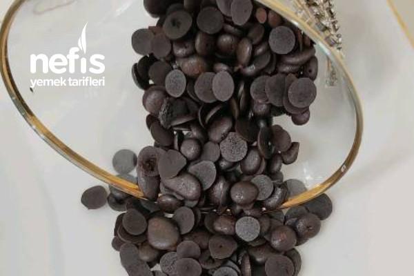 Evde Damla Çikolata Yapımı Tarifi