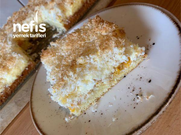 Mandalinalı Pasta (Videolu)